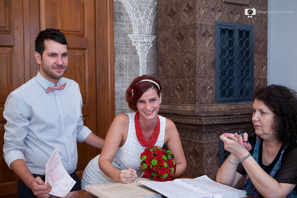 Catalin si Sorina - Fotografii la starea civila002