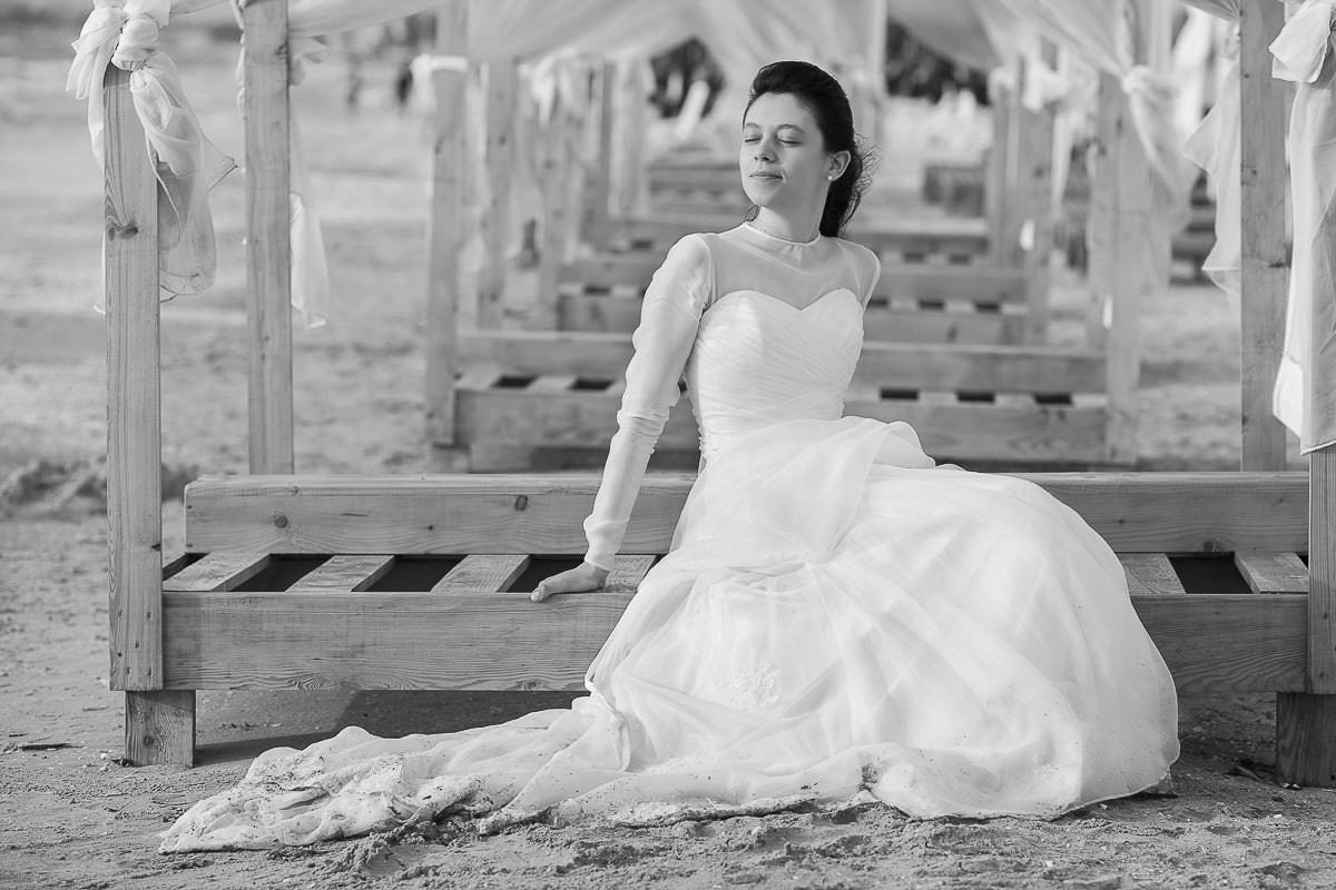Cami si Alex - Trash the dress la mare - 12