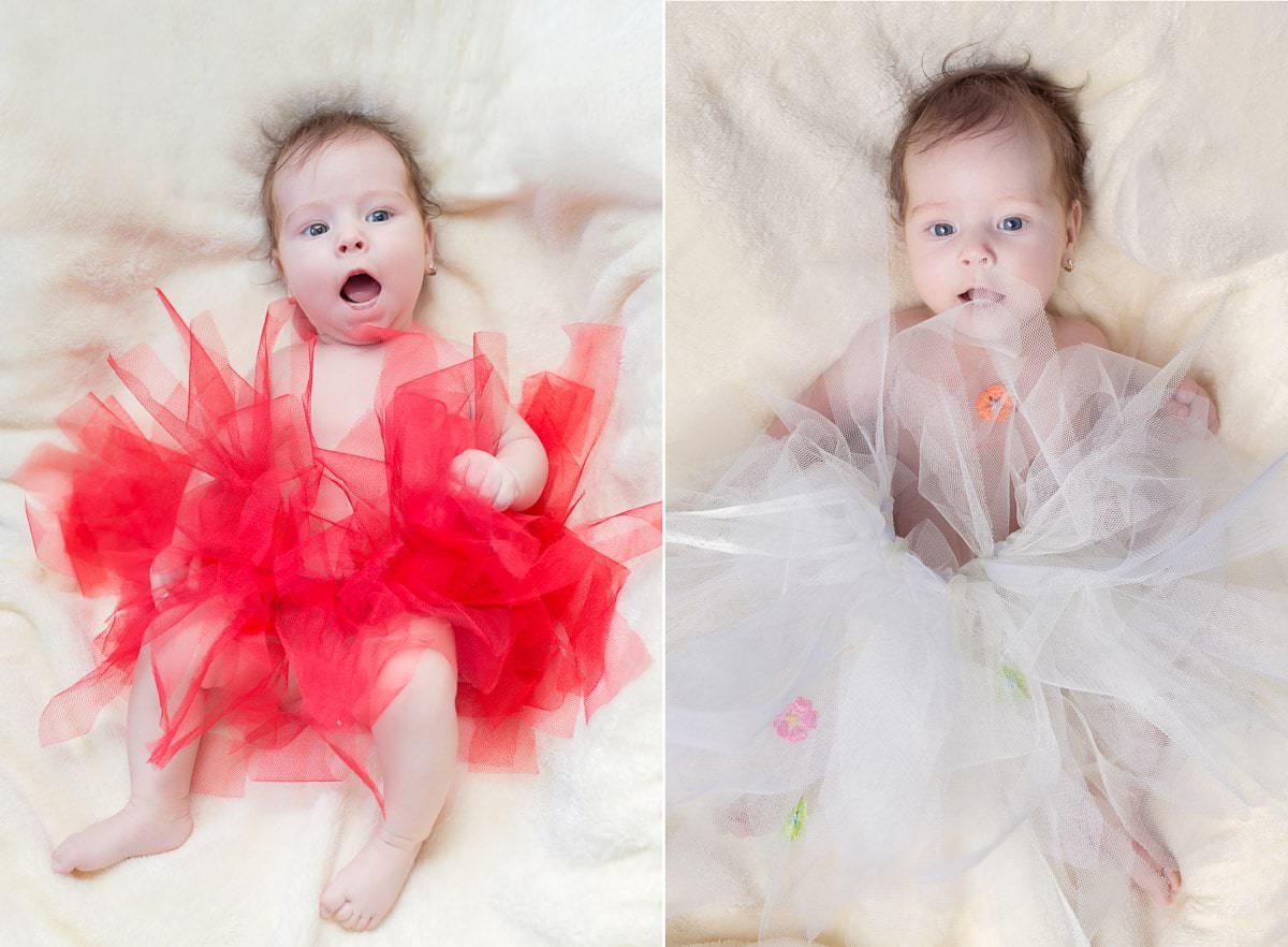 Sara Maria - Fotografii de botez 2015
