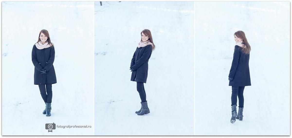 Andra Ivanescu - Sedinta foto 4