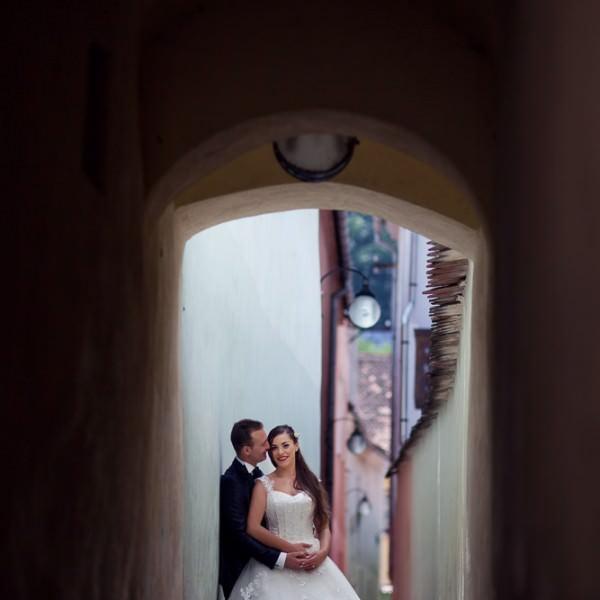 Fotografii de nunta - Sesiune foto