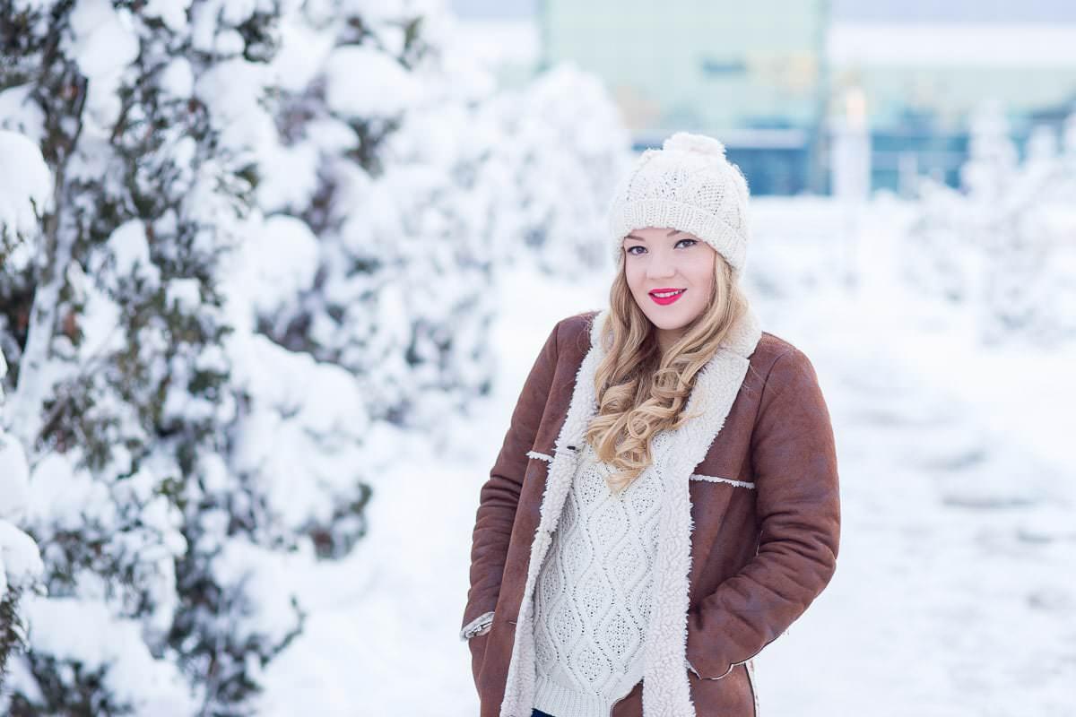 Sedinta foto iarna 2015