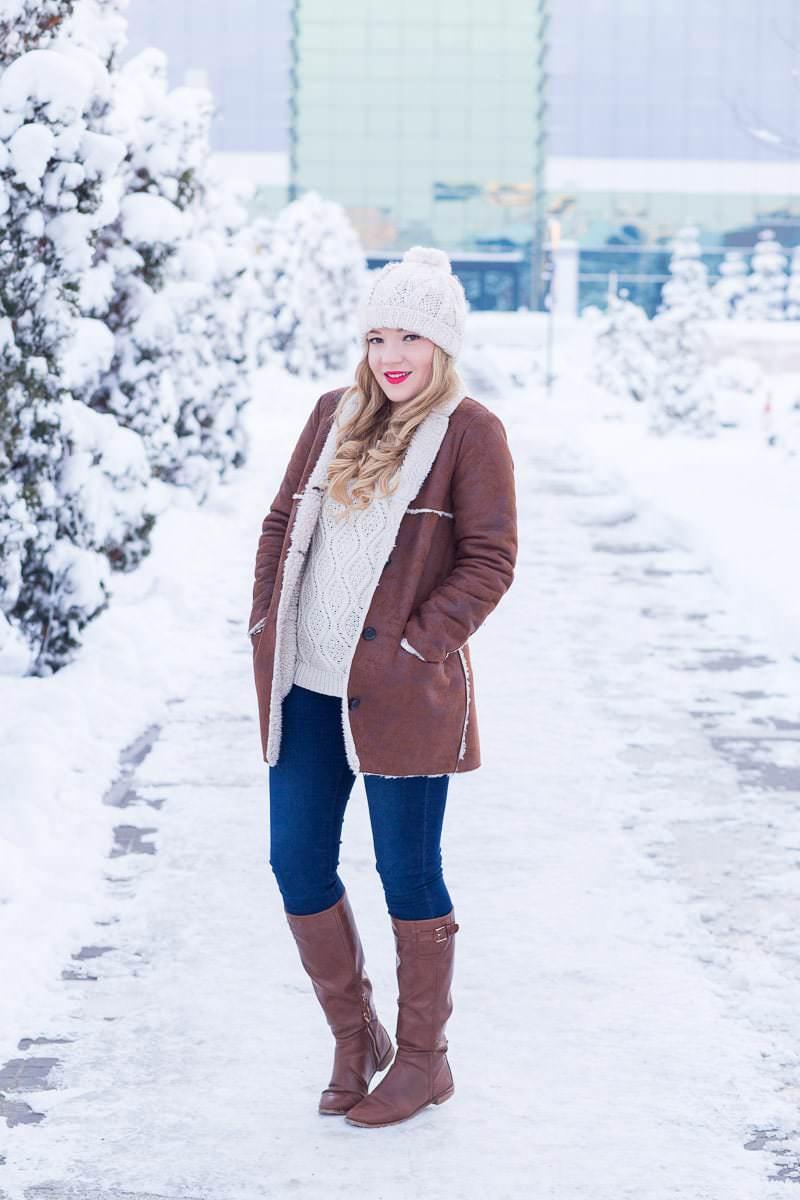 Sedinta foto cu Alexandra - Iarna 2015 (3)