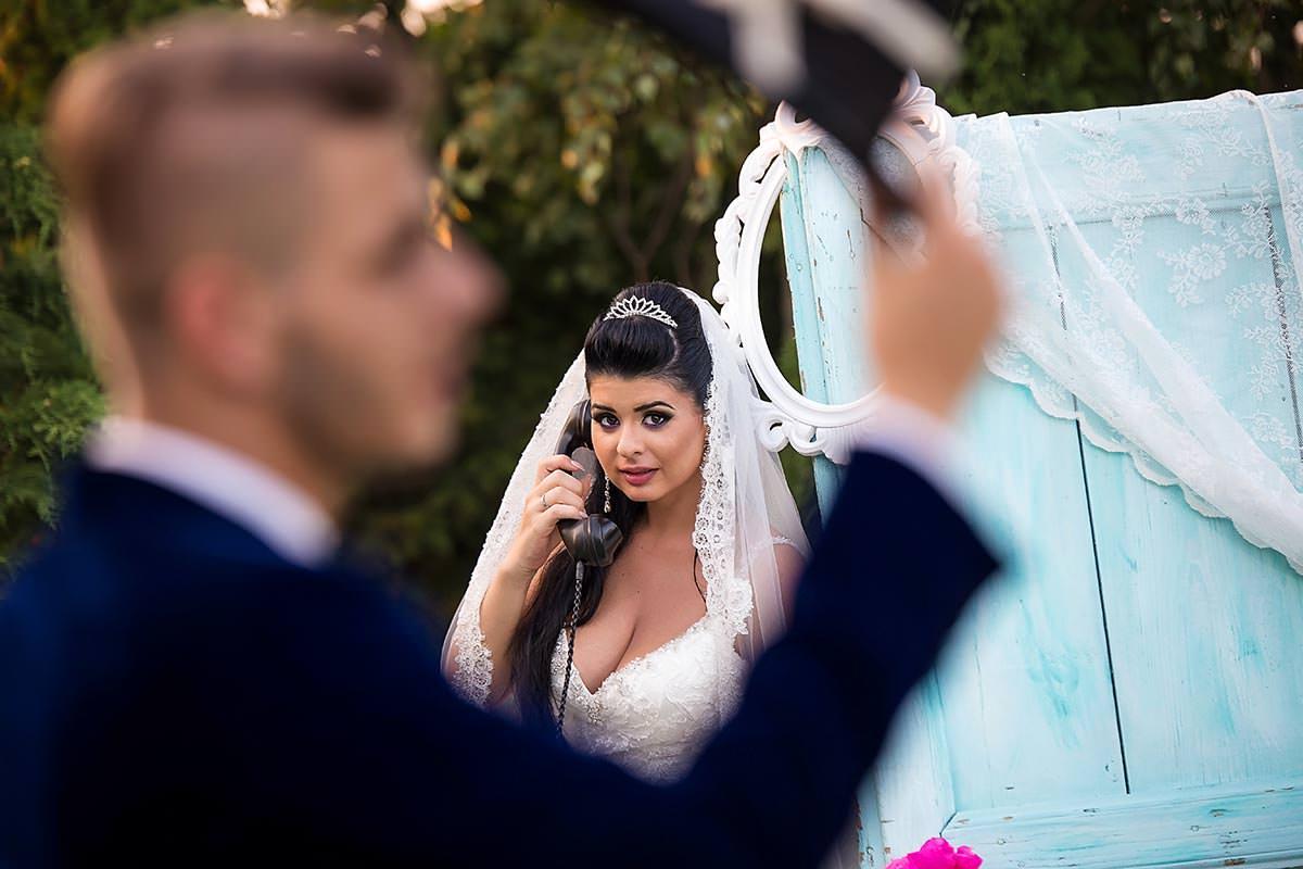 Fotografii de nunta cu Alina si Cristi