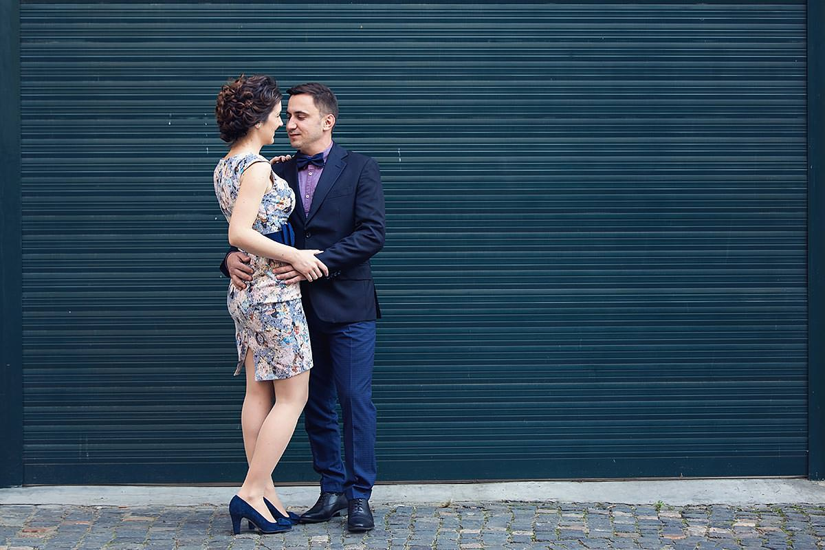 Sedinta foto de logodna Aura si Viorel