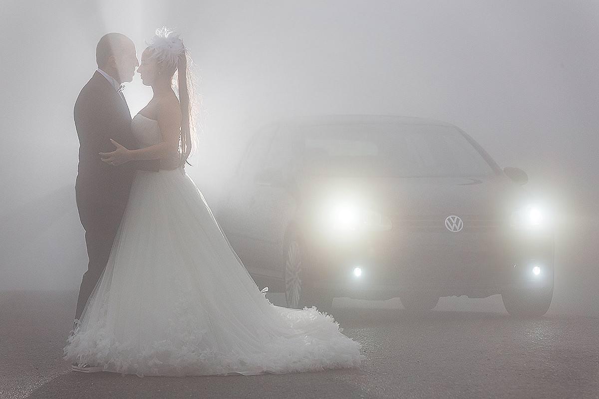 Sedinta foto dupa nunta cu Gabriela si Sorin