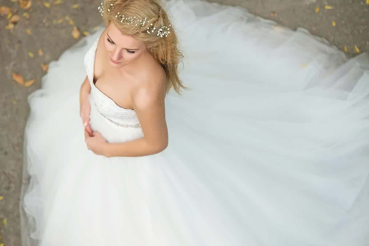 sedinta foto dupa nunta (trash the dress)