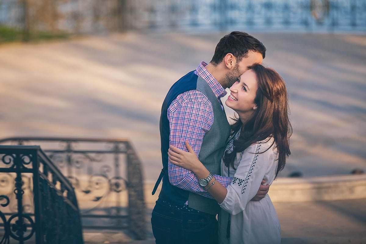 Sedinta foto de logodna in parcul ior (11)