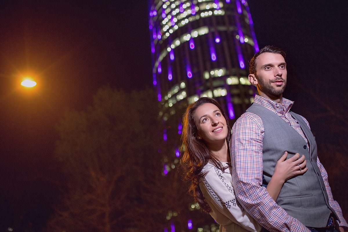 Sedinta foto de logodna in parcul ior (39)
