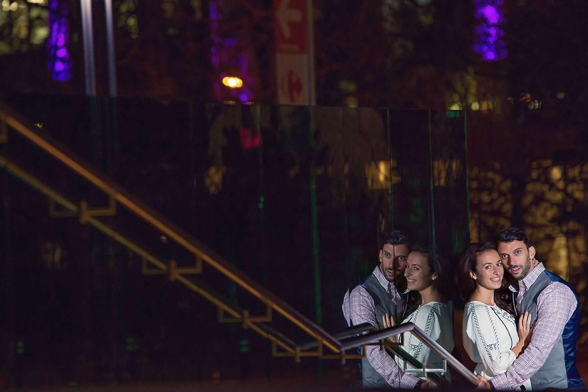 Sedinta foto de logodna in parcul ior (40)