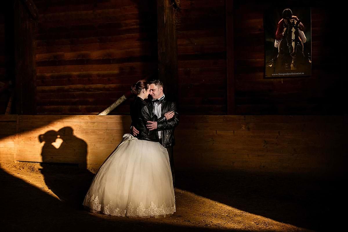 Sedinta foto dupa nunta cu Aura si Viorel