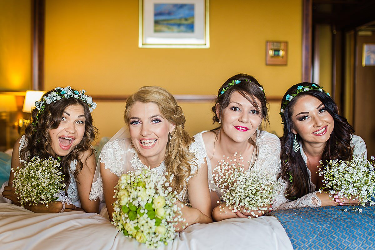 Fotografii de nunta cu Oxana si Costin (Bucuresti)