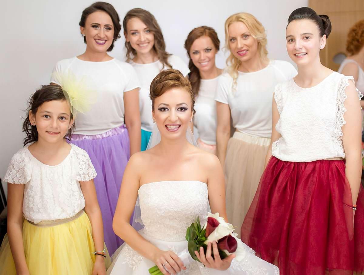 Fotografie nunta Madalin si Ioana (nunta Buzau)