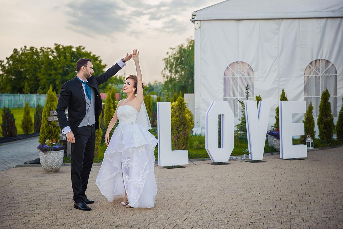 Fotograf nunta Buzau cu Madalin si Ioana