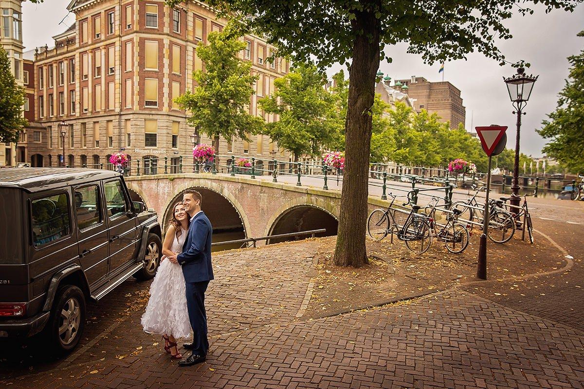 Nunta in Amsterdam cu Andreea si Sebastiaan