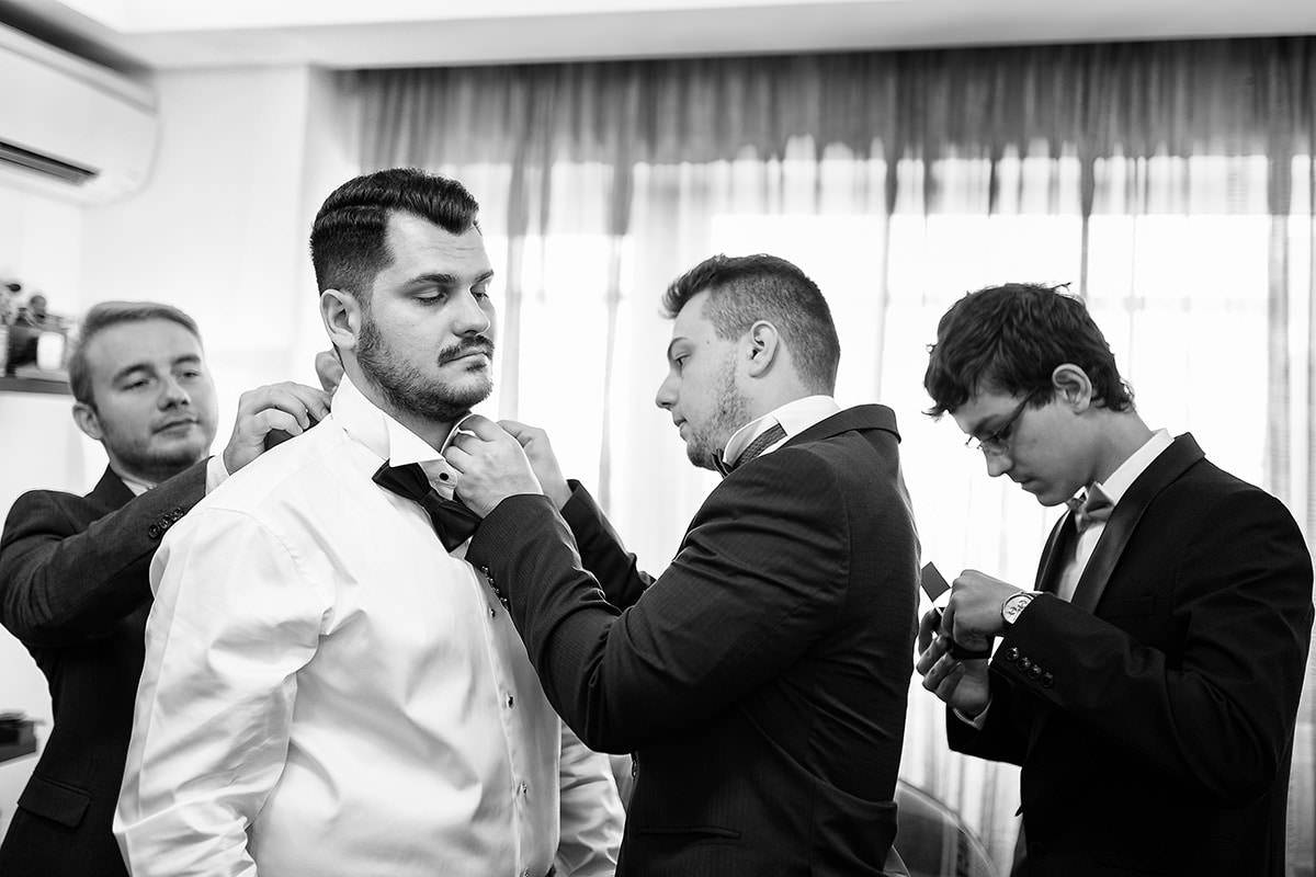 Fotografii de nunta cu Andreea si Stefan