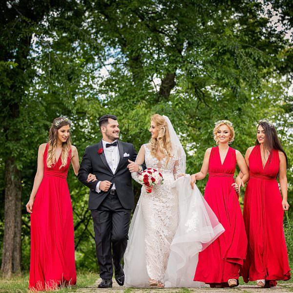 Fotografie de nunta cu Andreea si Stefan (Bucuresti)