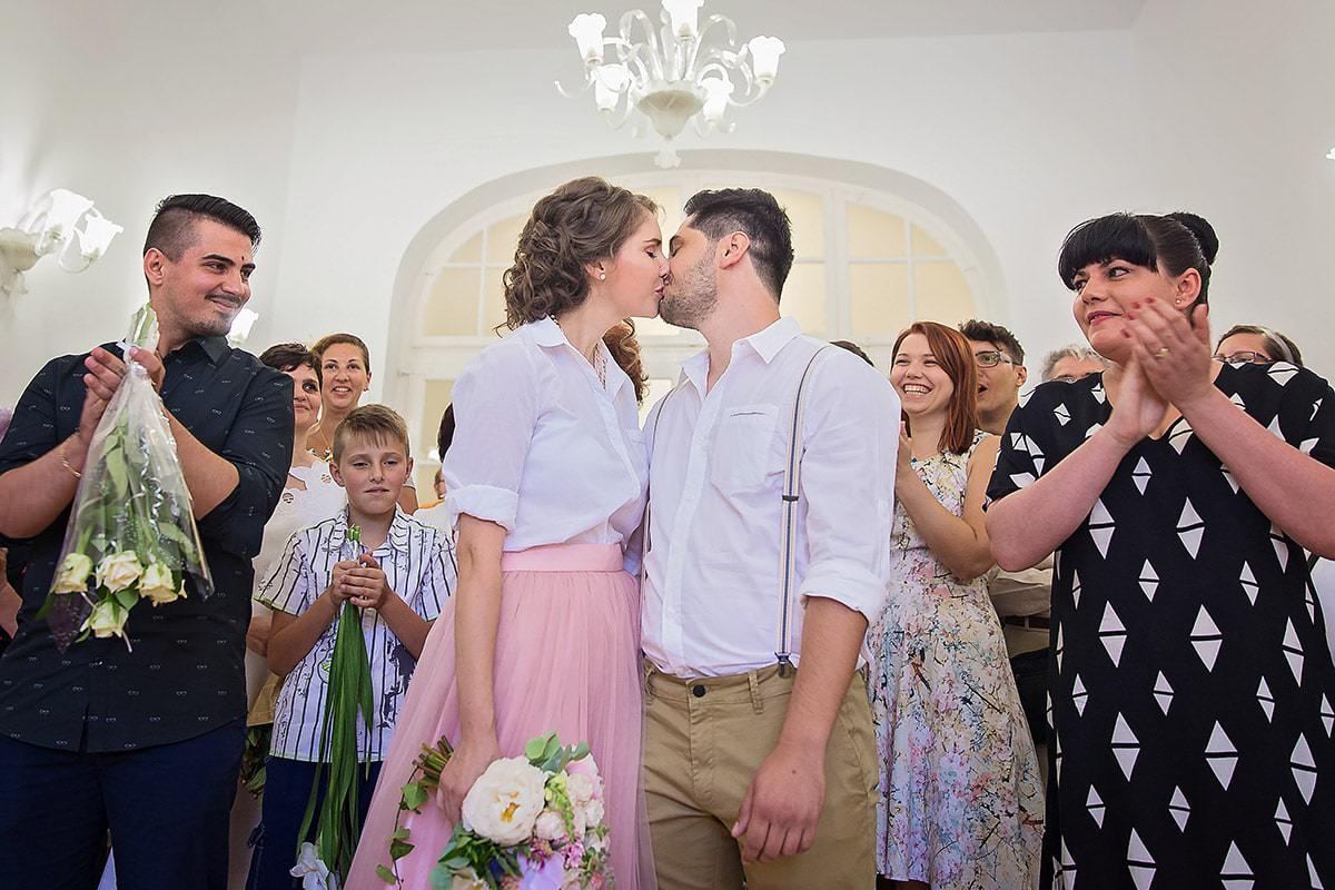 Fotografii de nunta cu Adriana si Alecu