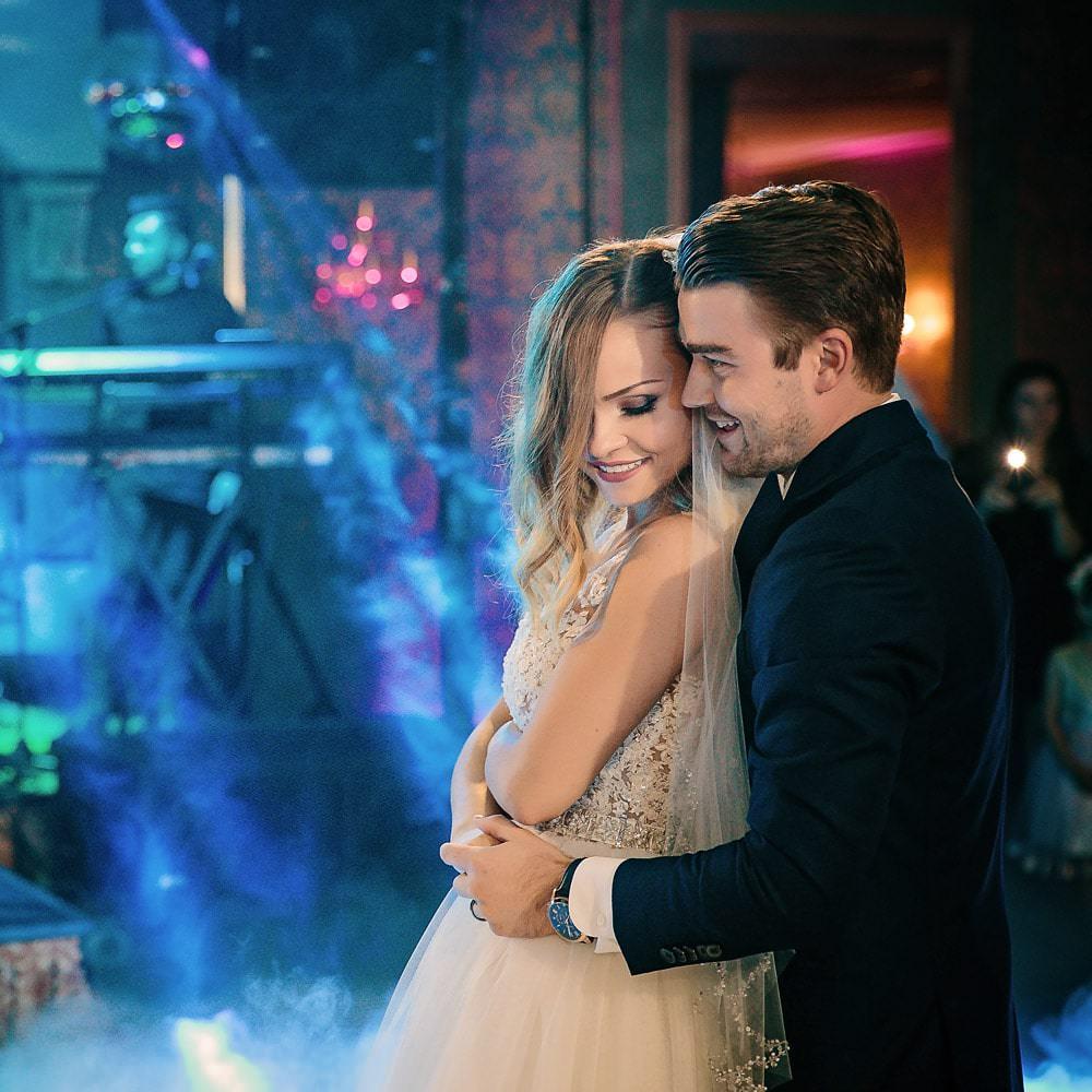 Fotografie de nunta cu Madalina si Andrei