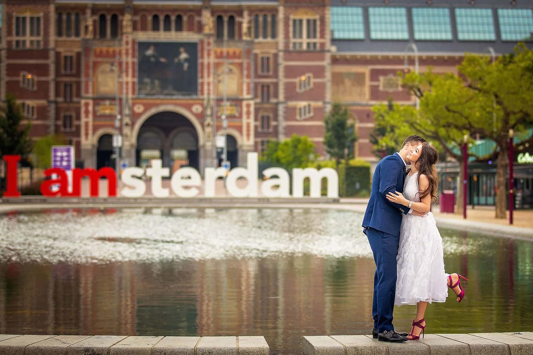 nunta la amsterdam