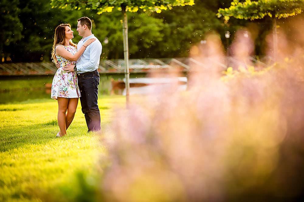 Sedinta foto inainte de nunta cu Diana si Iulian