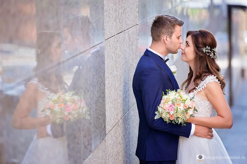 Fotografie de nunta - sedinta foto din ziua nuntii