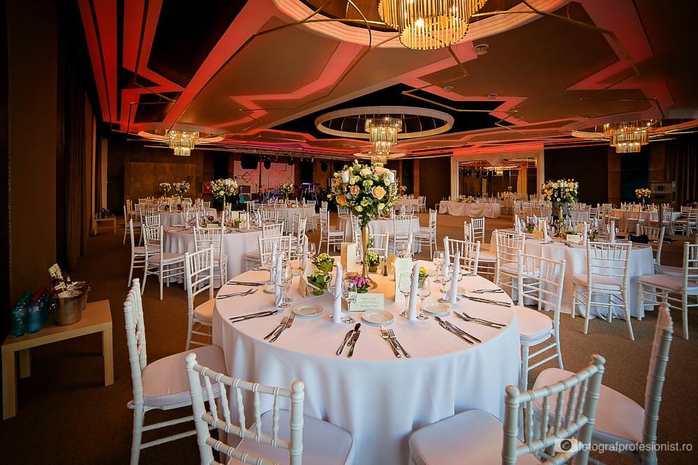 Detalii restaurant de nunta Jubile Concept