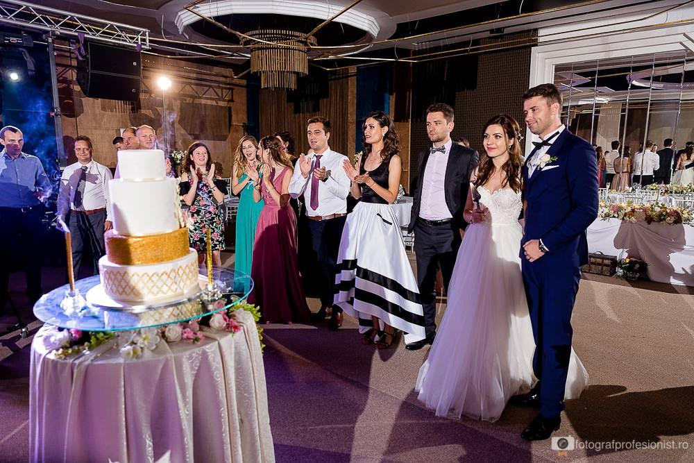 fotografie de nunta la restaurant Jubile Concept din Pipera