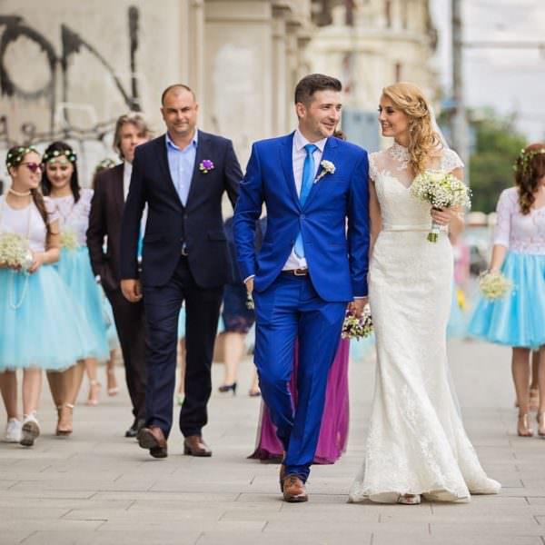 Cum organizezi o nunta restransa. Top 5 trucuri pentru o nunta restransa reusita