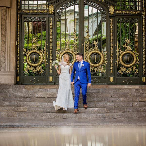 Cele mai cautate 7 locuri pentru sedintele foto de nunta din Bucuresti