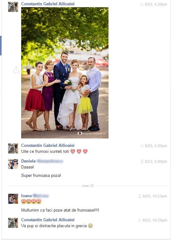 Ioana si Madalin - nunta in Buzau
