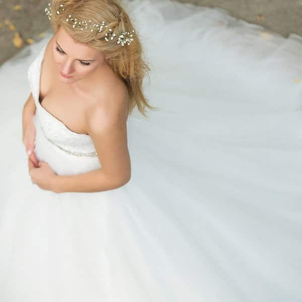 Rochia de mireasa. Cum alegi rochia de mireasa in functie de silueta ta