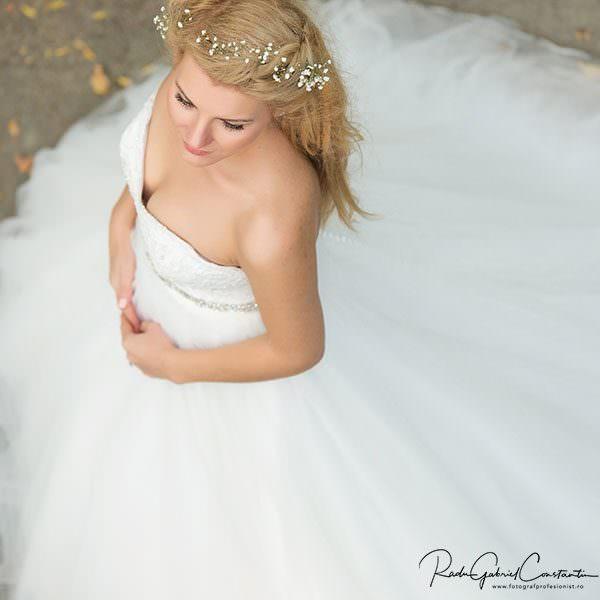 Vrei sa arati uluitor in rochia de mireasa? Iata 5 trucuri de alimentatie si frumusete