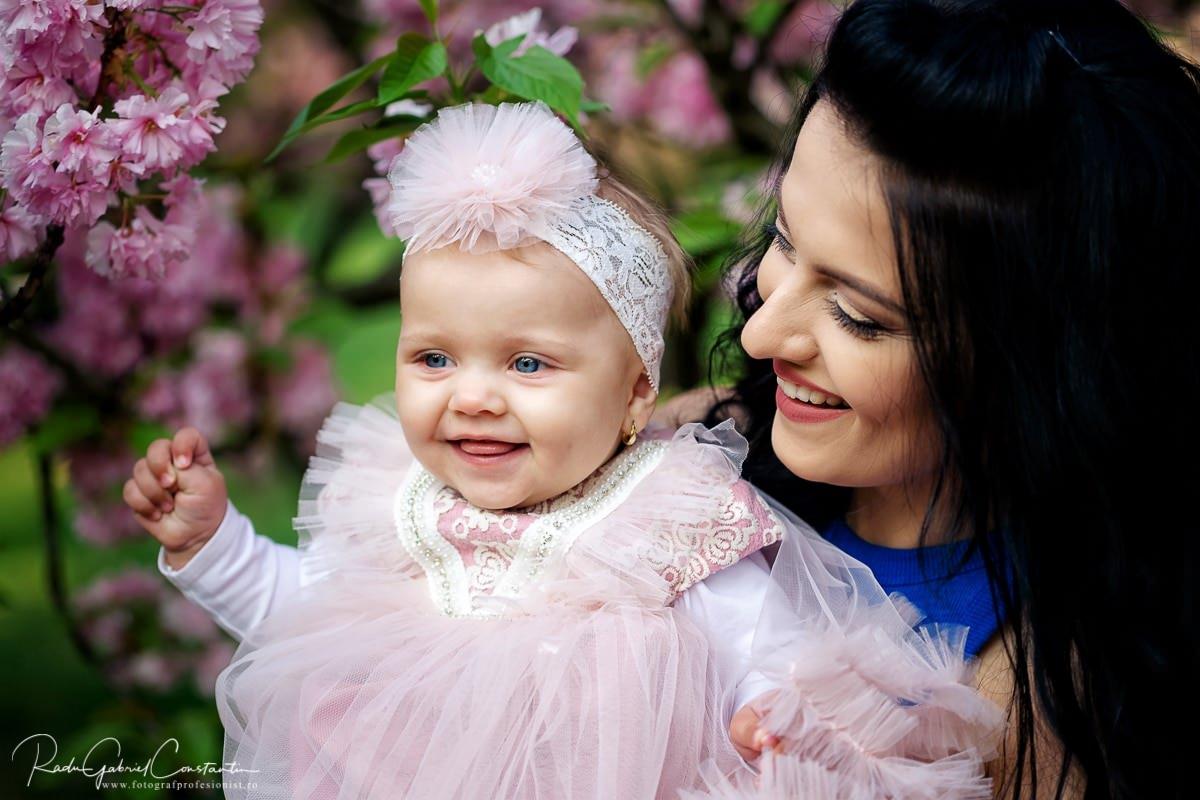 Fotografii de familie cu Carla,Lavinia si Laurentiu