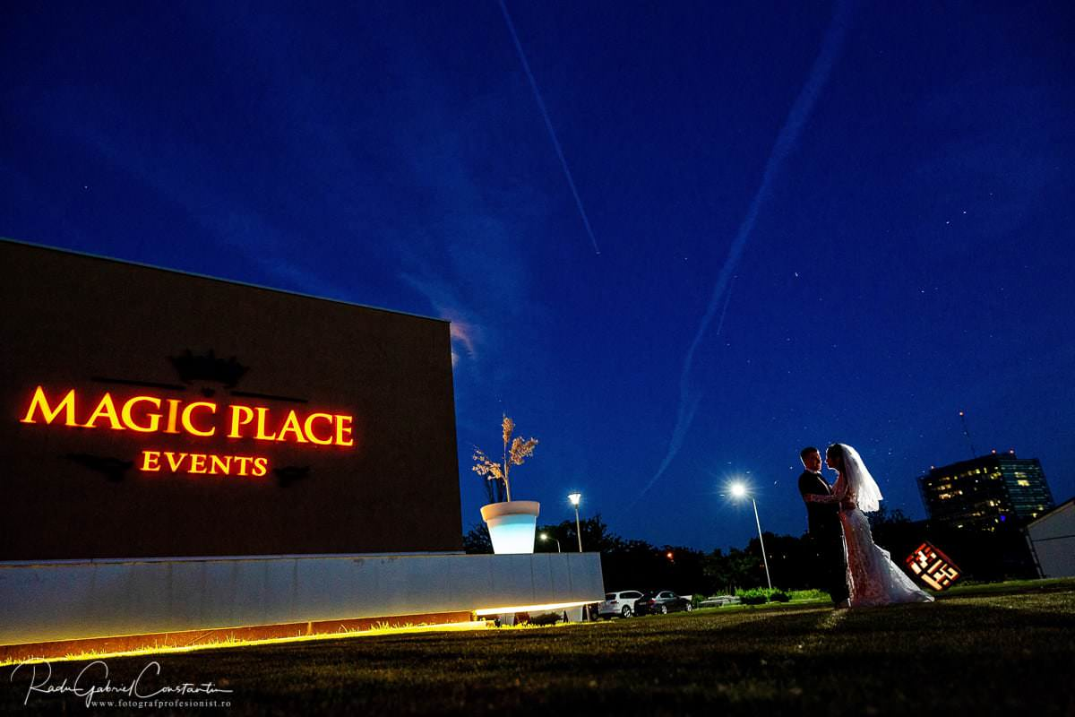 Fotografii de nunta la Magic Place Events (Bucuresti)