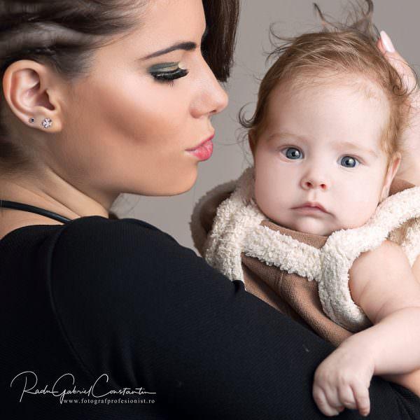 Sara Maria - Fotografii de botez