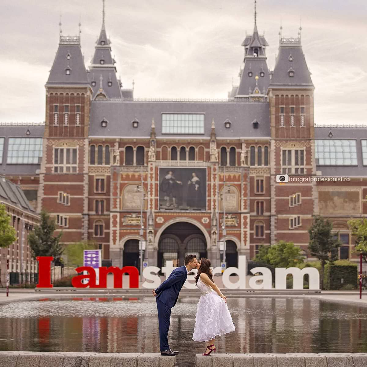 Wedding In Amstherdam With Andreea And Sebastiaan 1108 Copy