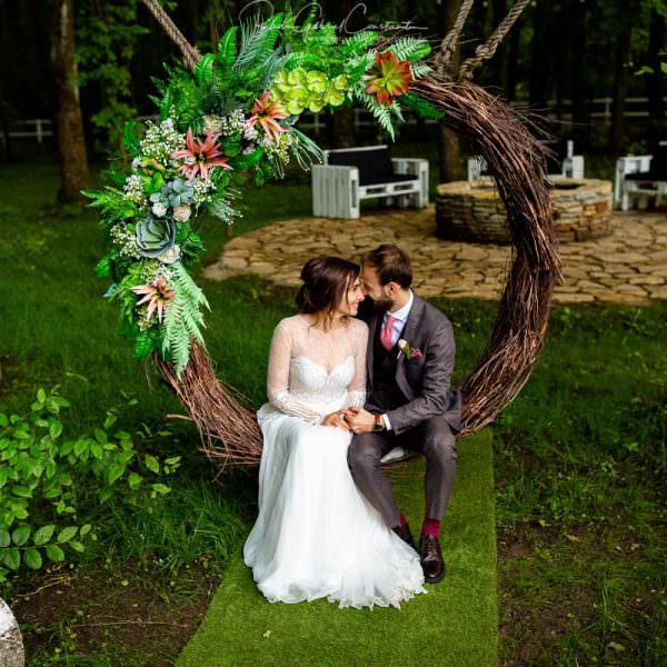 Nunta la Ciresul Salbatic Bucuresti - Fotograf Nunta Bucuresti