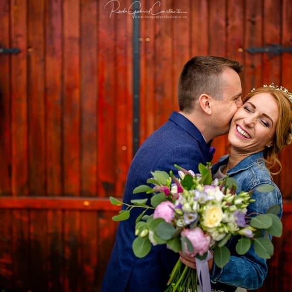 Fotograf nunta la Brasov in loc. Cristian - nunta conversi