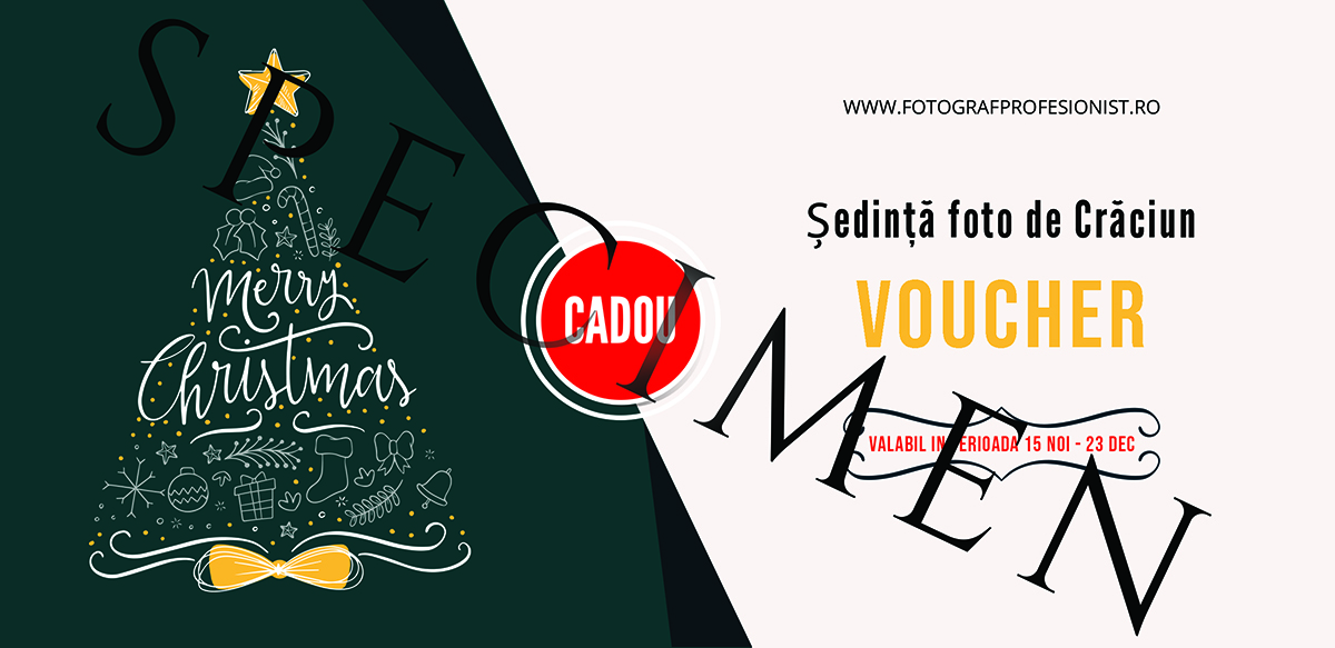 Voucher Cadou Photo
